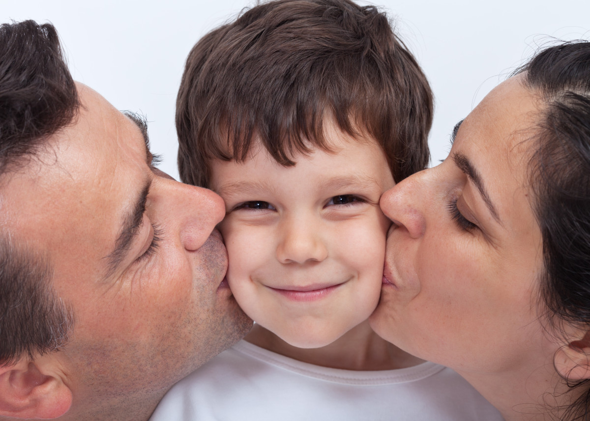 Disinheriting your child