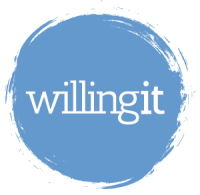 Willing It Mobile Retina Logo